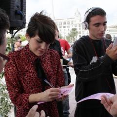 Angy Fernández invitada de honor en Expocreativa 2015
