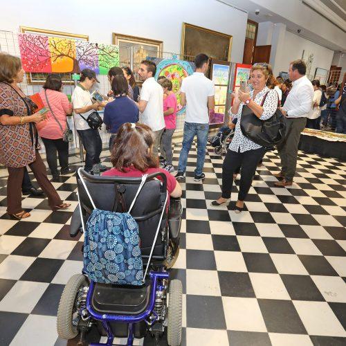 Exposición en el Palacio Provincial