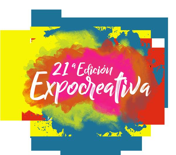 Logo Expocreativa 2018